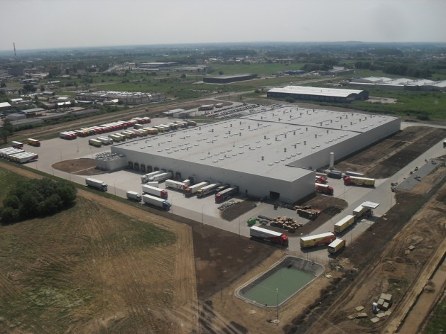 JMD Koszalin Distribution Center