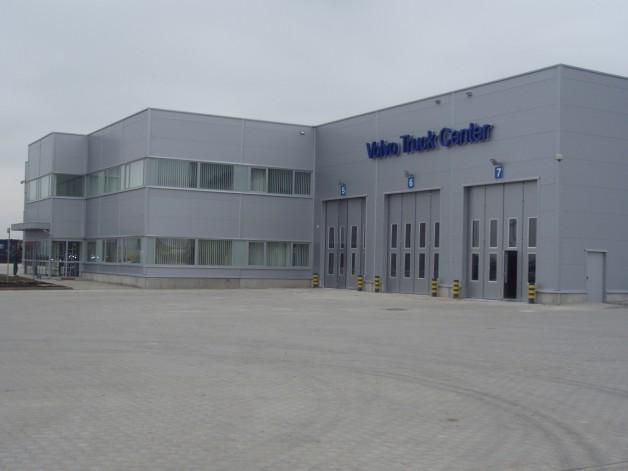 Centrum Serwisowe Volvo Pietrzykowice
