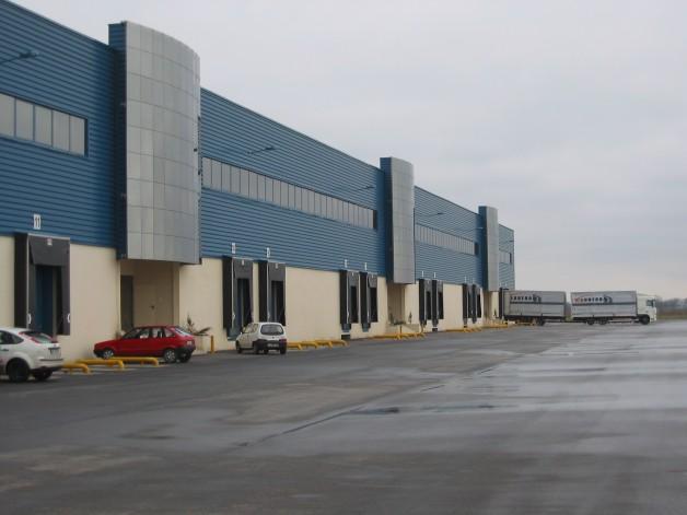 Centrum Logistyczne Tiner